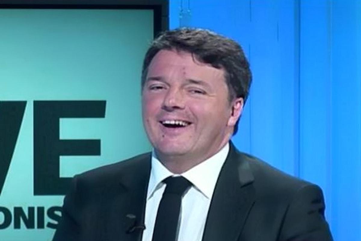 Il solito Renzi dopo aver sconfessato il proprio babbo sconfessa i propri senatori