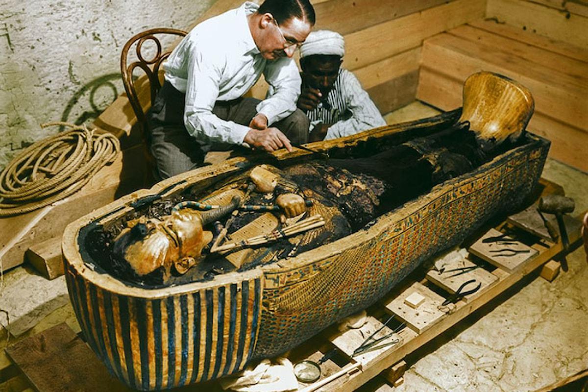 Tutankhamon aveva origini europee