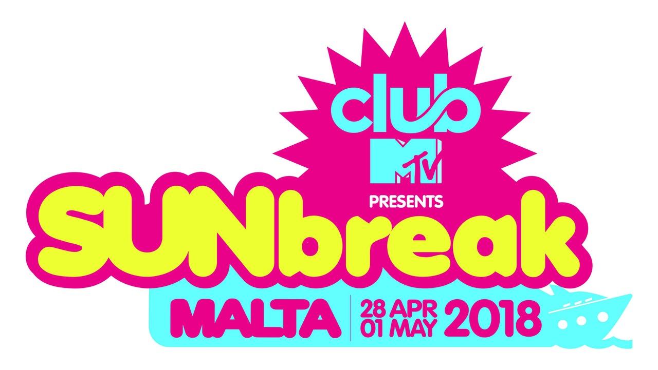 Sunbreak Malta - Club MTV: lo Spring Break più grande d'Europa. 4 giorni e 3 notti di festa, dal 28 aprile al 1 maggio 2018