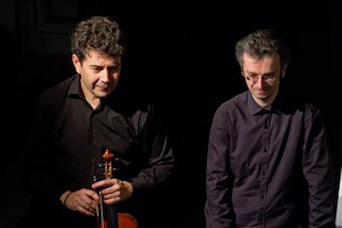 Il Bach italiano e il primo violino della sinfonica di Torino insieme in un concerto evento