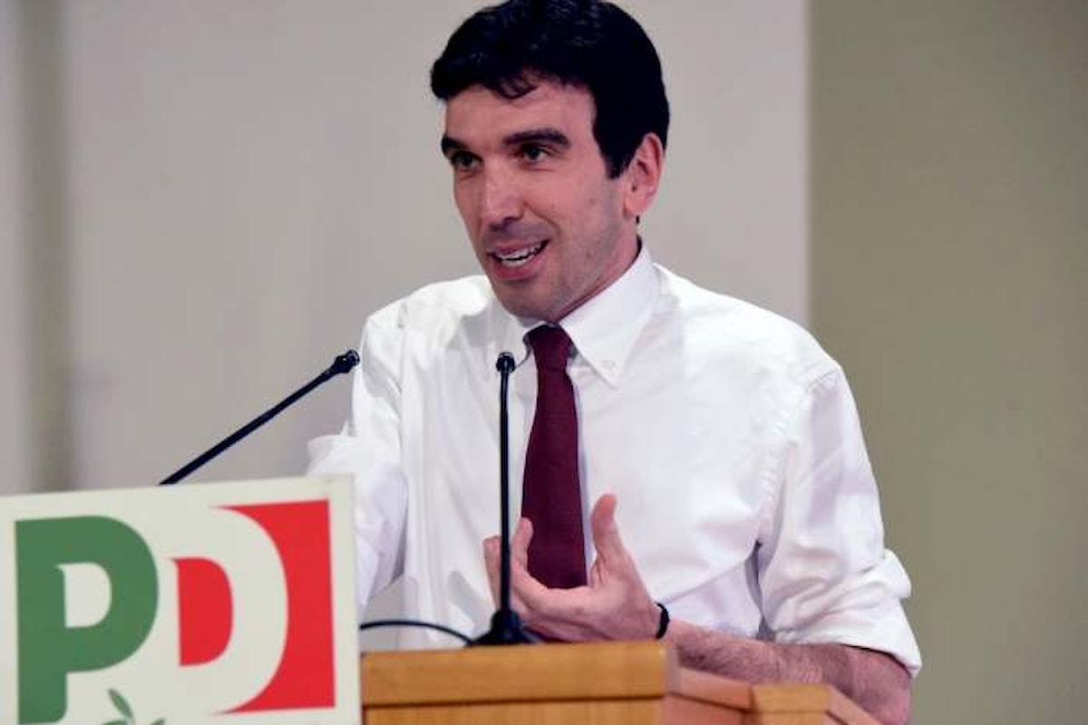 L'inconcludente relazione di Maurizio Martina seppellisce qualsiasi speranza di futuro per il Pd