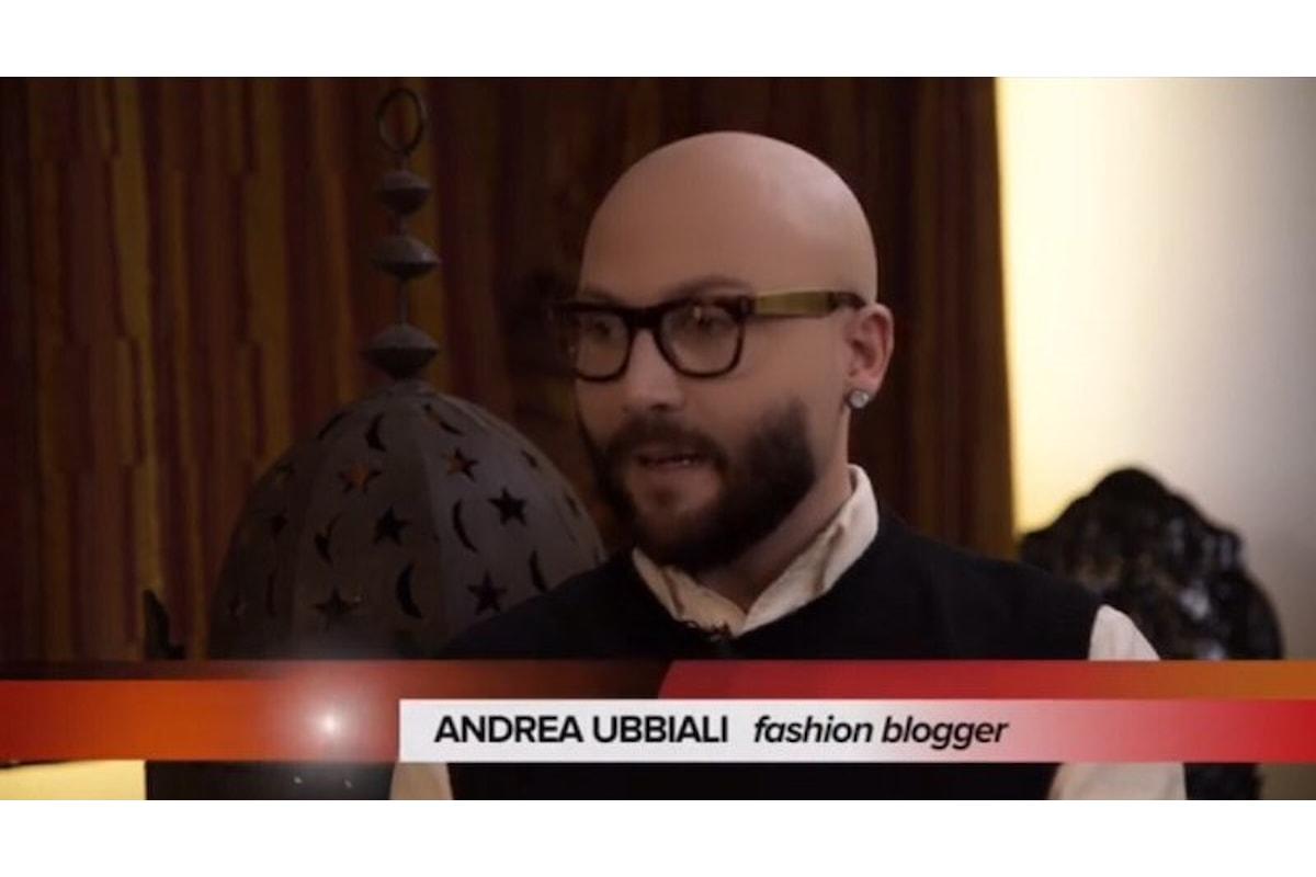 16.000 copie vendute di I AM ANDREA, la storia dell'esperto moda e bellezza italiano conquista i lettori