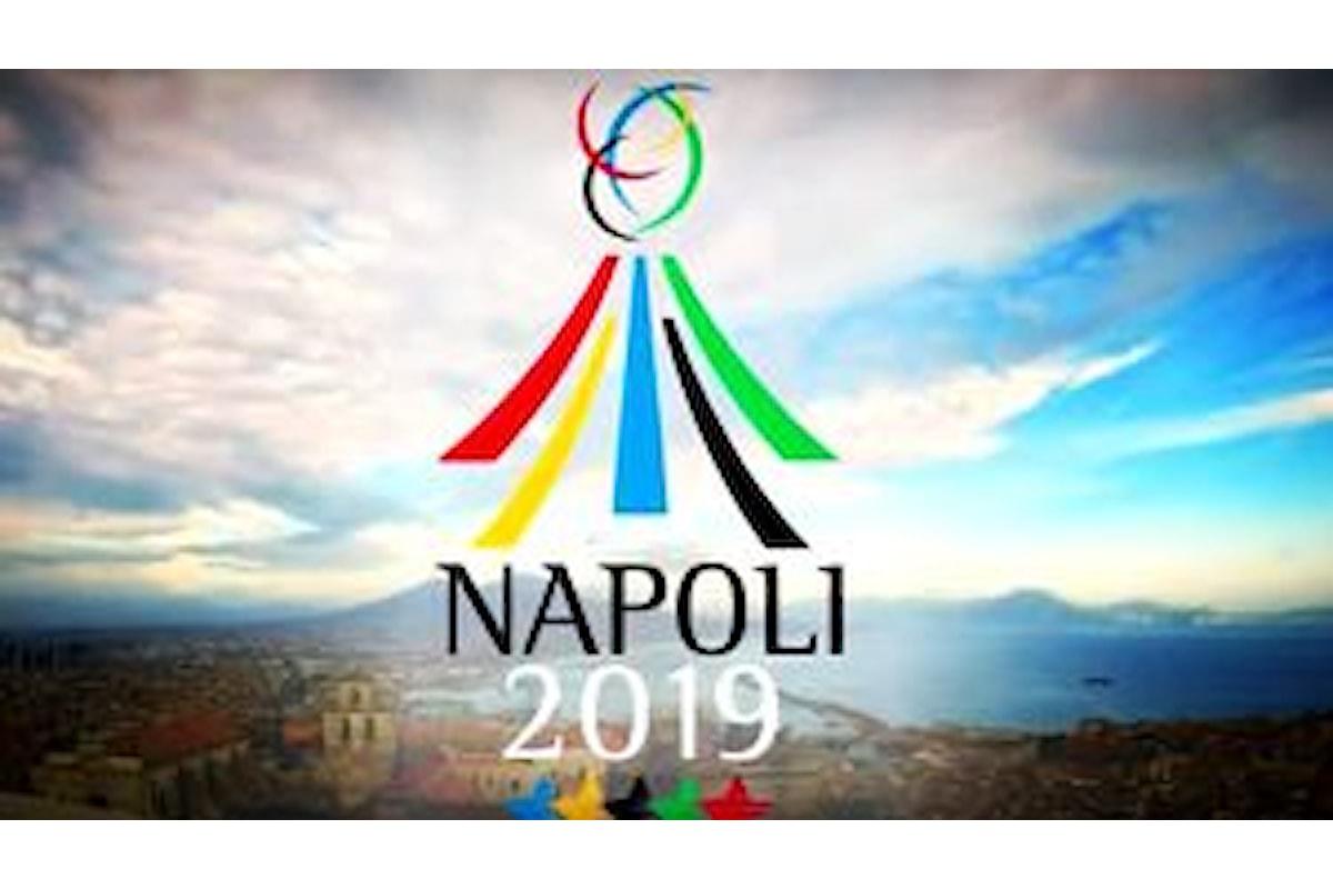 Universiadi Campania a rischio: De Luca fiero di sé non molla