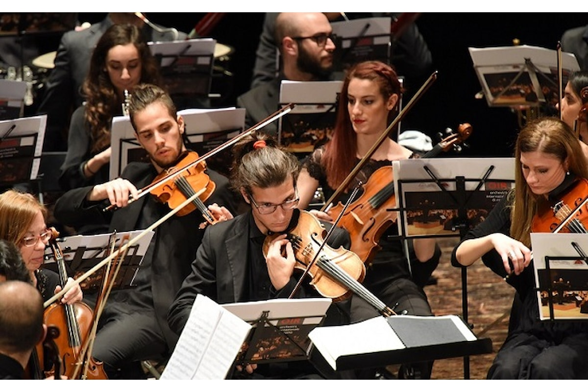 Al Teatro Italia l'Orchestra Internazionale di Roma presenta: I giovani e la classica. Si apre la nuova stagione