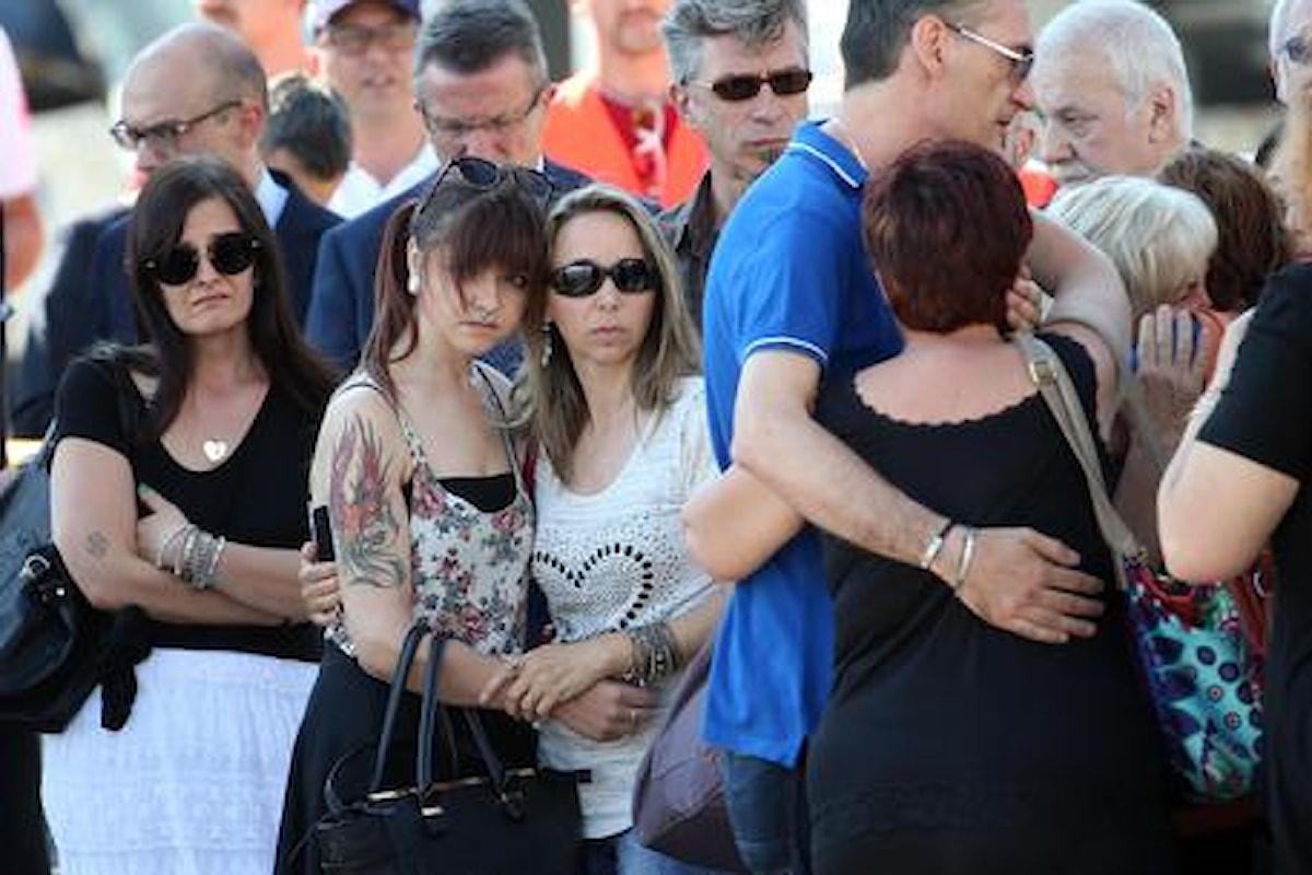 IL RITORNO. 4 vittime della strage di Nizza accolte a Malpensa dai familiari