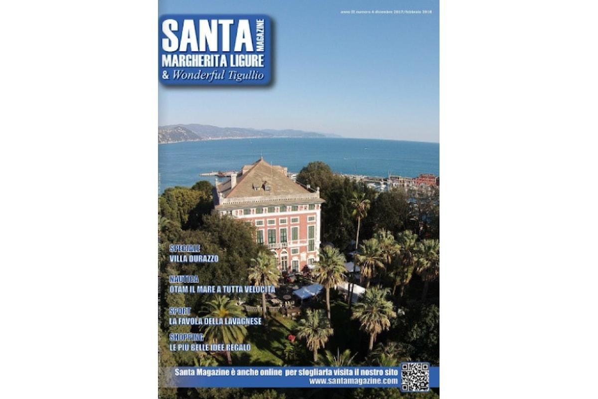 Santa Margherita Magazine, è in distribuzione il numero 6