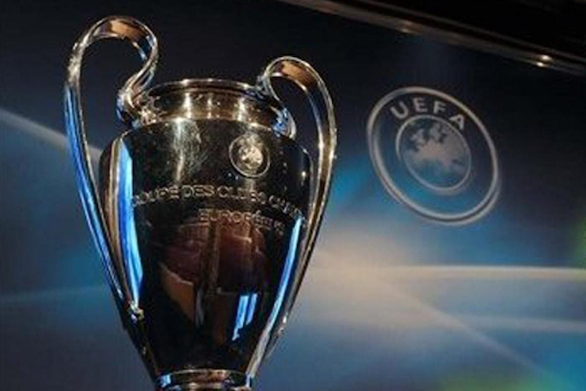 Champions League, DIRETTA TV e formazioni di Chelsea - Roma