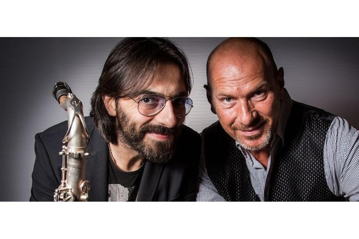 Dado Moroni e Max Ionata dal vivo all'Elegance Cafè, sax e piano per Ellington e Wonder