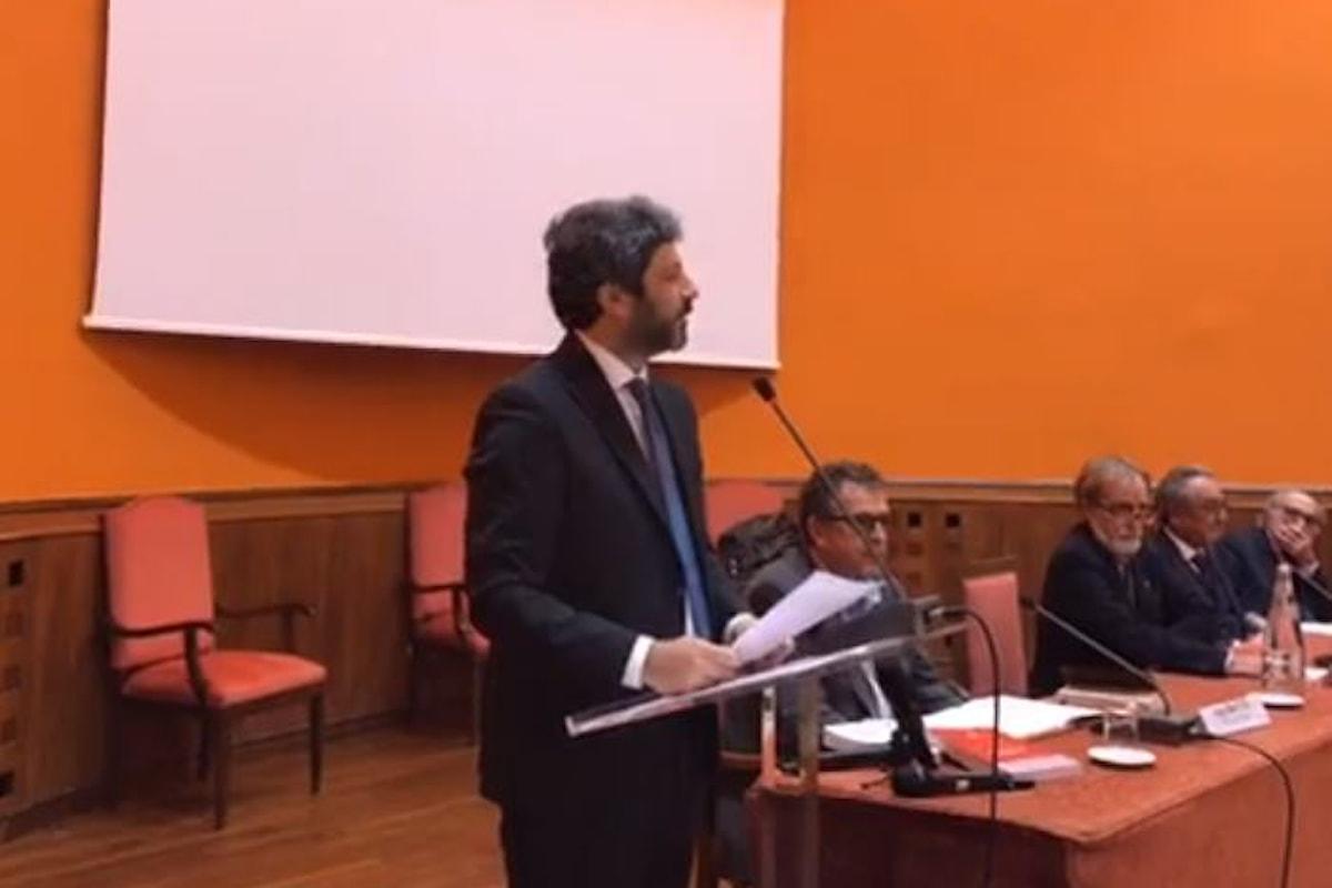 Roberto Fico non condivide i contenuti del decreto sicurezza