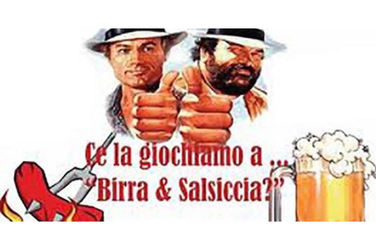 Torna un nostro grande classico: BIRRA E PANINI CON SALSICCIA! 26 maggio 2017 by Max Testa
