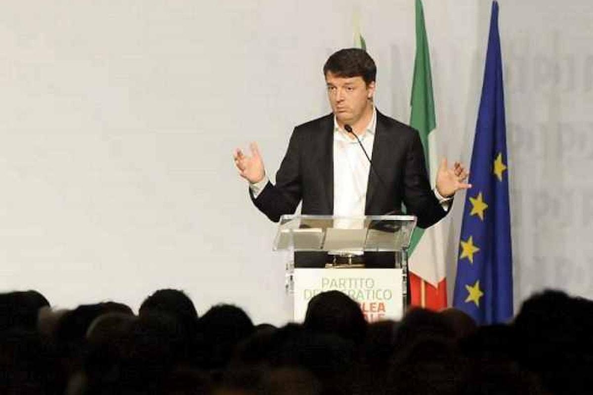 Renzi si dimette ed apre il Congresso di un PD che rischia di diventare un partito di centro