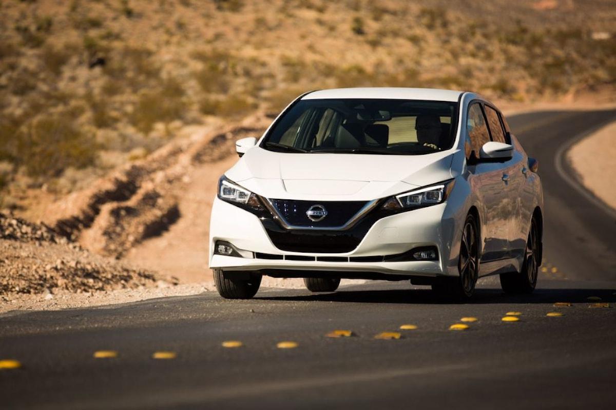 Svelato il possibile prezzo della Nissan LEAF con batteria da 60 kWh