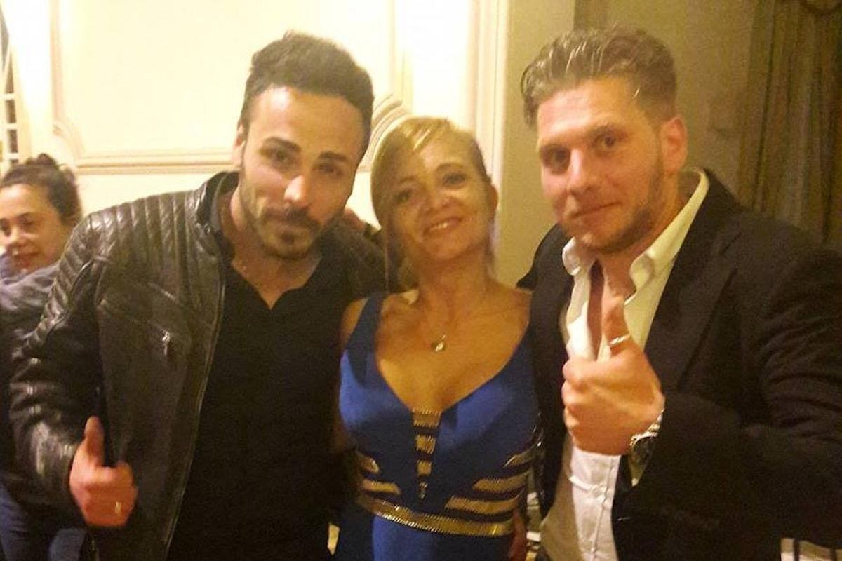 Cinzia Cella e Sanremo Artist Talent a Gaeta